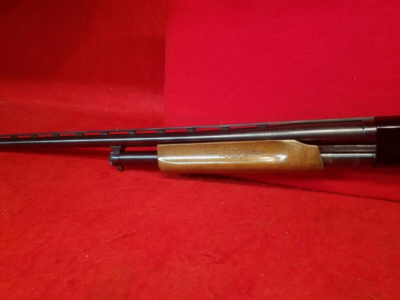 Mossberg 500A 12ga Pump Shotgun