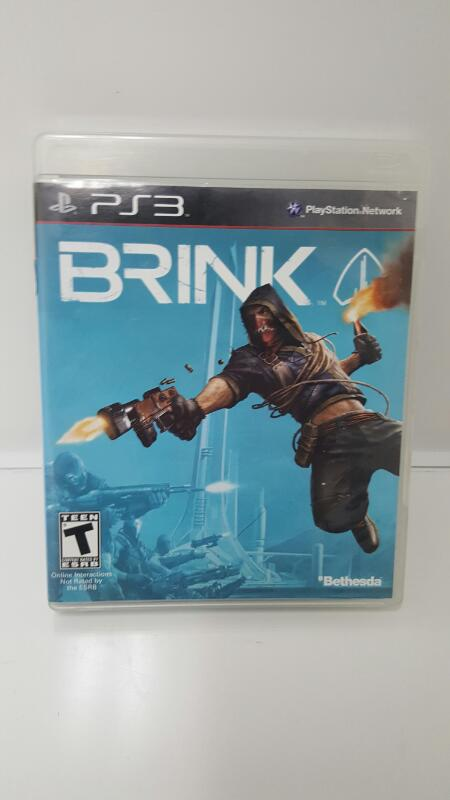 Sony PlayStation 3 Game BRINK