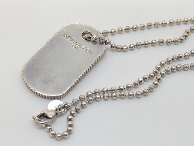 """Tiffany & Co. 23"""" Silver Fine Chain 925 Silver 29.1g"""
