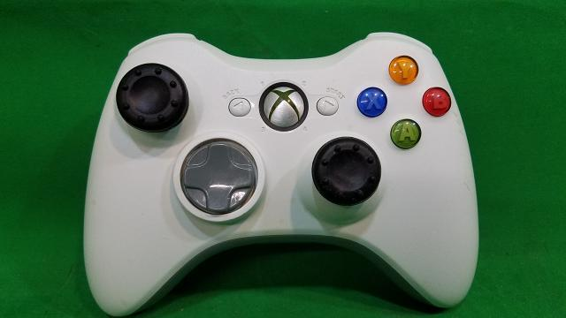 MICROSOFT XBOX 360 CONTROLLER - WIRELESS