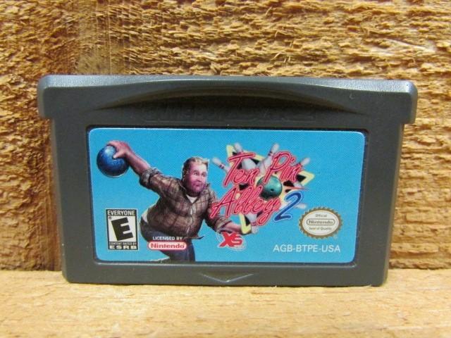 NINTENDO Nintendo GBA TEN PIN ALLEY 2