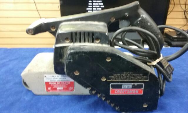 CRAFTSMAN Vibration Sander 315-11762