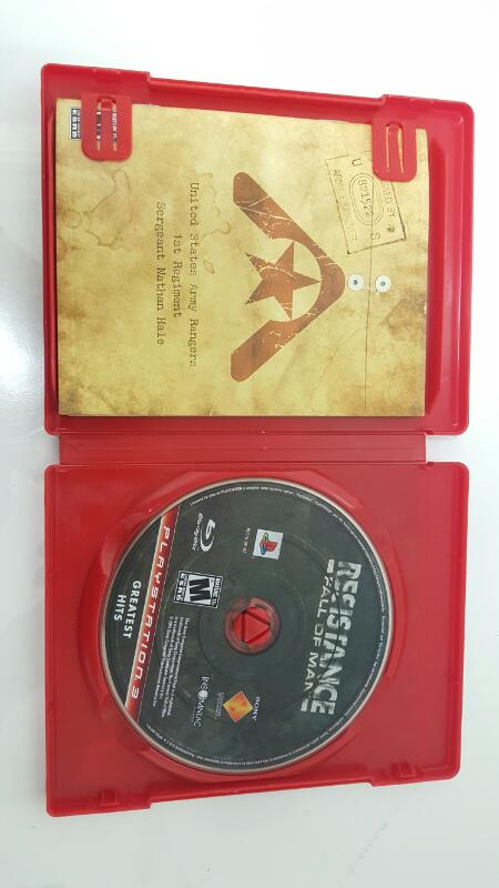 Sony PlayStation 3 RESISTANCE: FALL OF MAN (GH) - PS3