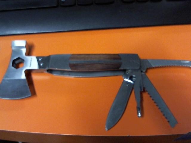SHEFFIELD AXE/KNIFE