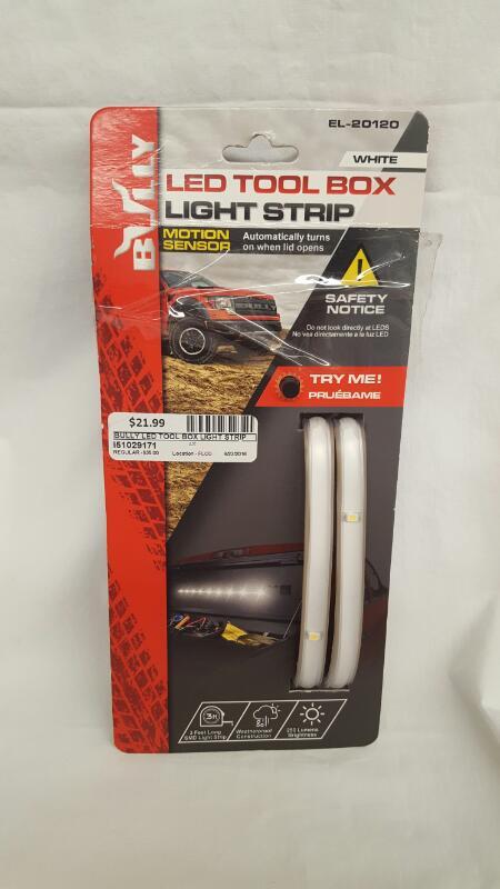 BULLY LED TOOL BOX LIGHT STRIP EL-20120