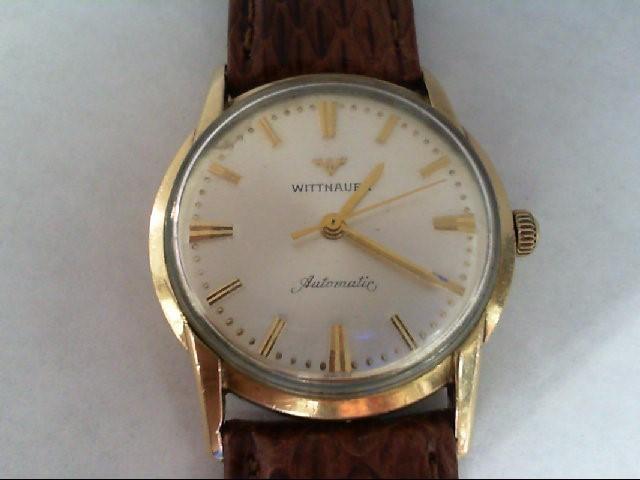 Wittnauer Watch Value >> Wittnauer Gent S Wristwatch Antique Automatic Watch