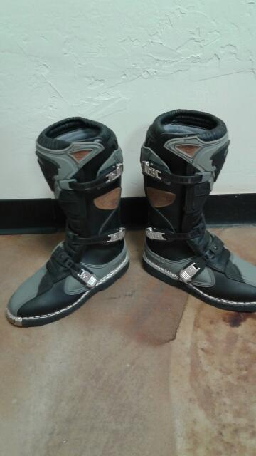 THOR Shoes/Boots QUADRANT BOOTS
