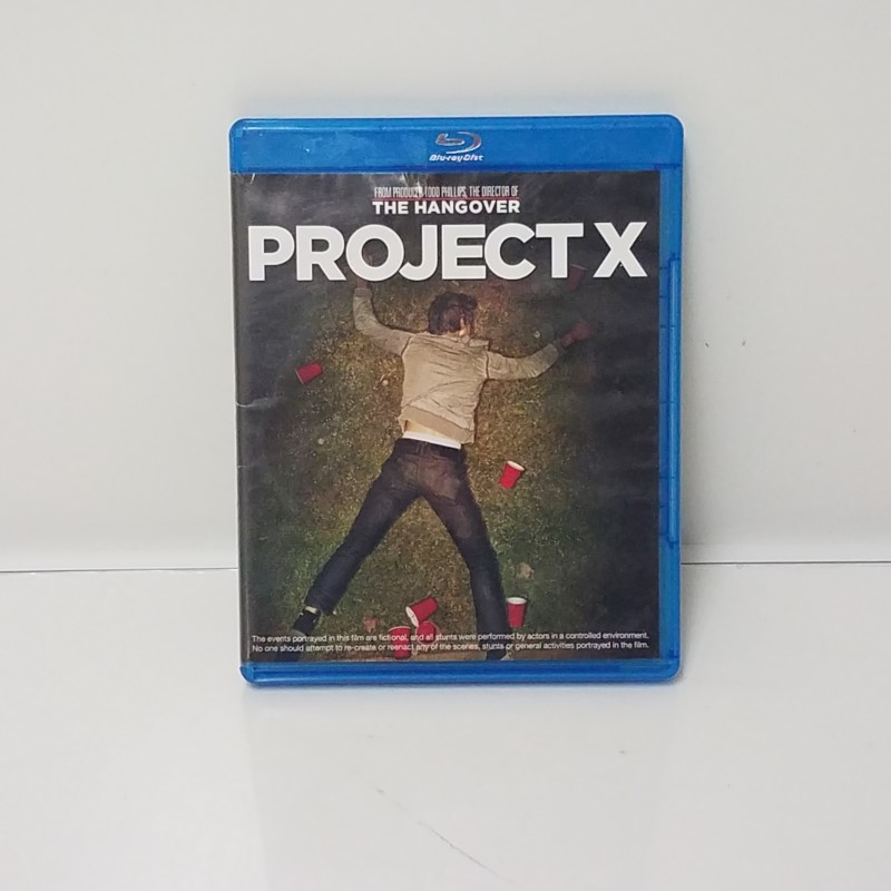 BLU-RAY THE HANGOVER PROJECT X