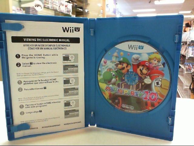 Mario Party 10 - Nintendo Wii U - Wii U
