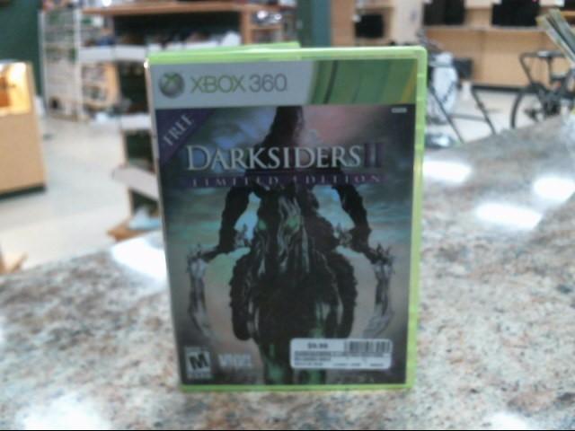MICROSOFT Microsoft XBOX 360 Game DARKSIDERS II LIMITED EDITION