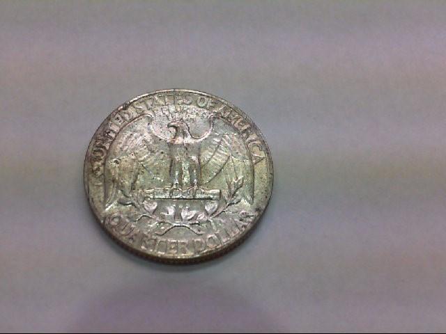 1952 United States Silver Quarter