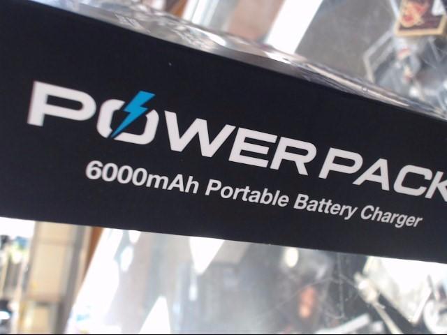 URBAN BEATZ Battery/Charger UB-PB106-101