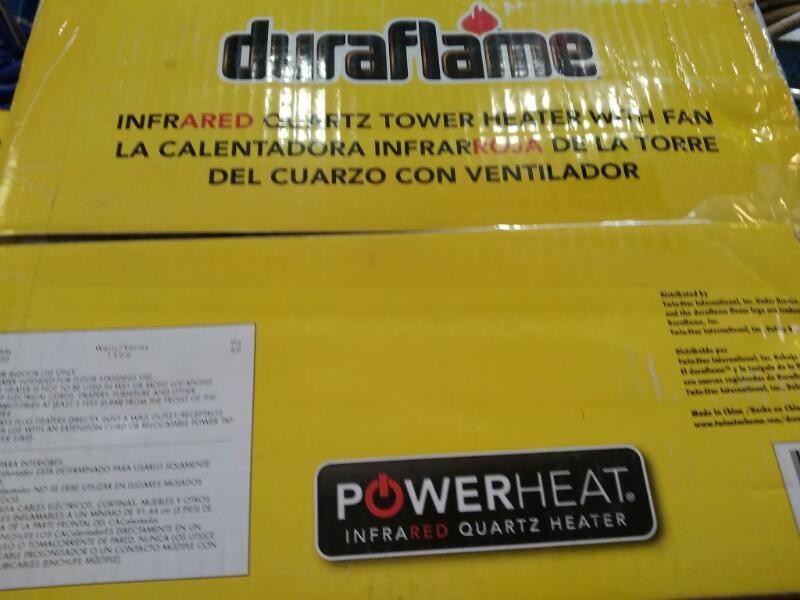 DURAFLAME Heater 5HM7000-PO78