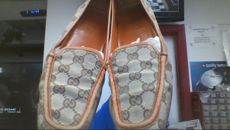 SHOES GUCCI CLOTHING L'S CLOTHING SHOES  TAN/BROWN