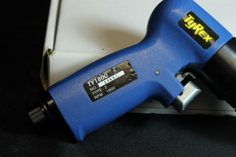 TyREX Air Drill TY1800 TY1800 Pneumatic Screwdriver Air Driving Tool