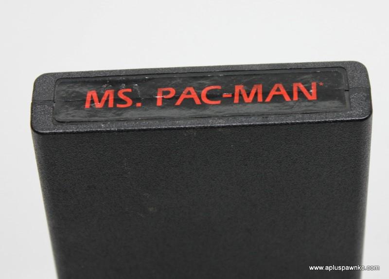 Vintage ATARI MS. PAC-MAN