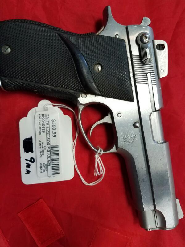 SMITH & WESSON Pistol 639
