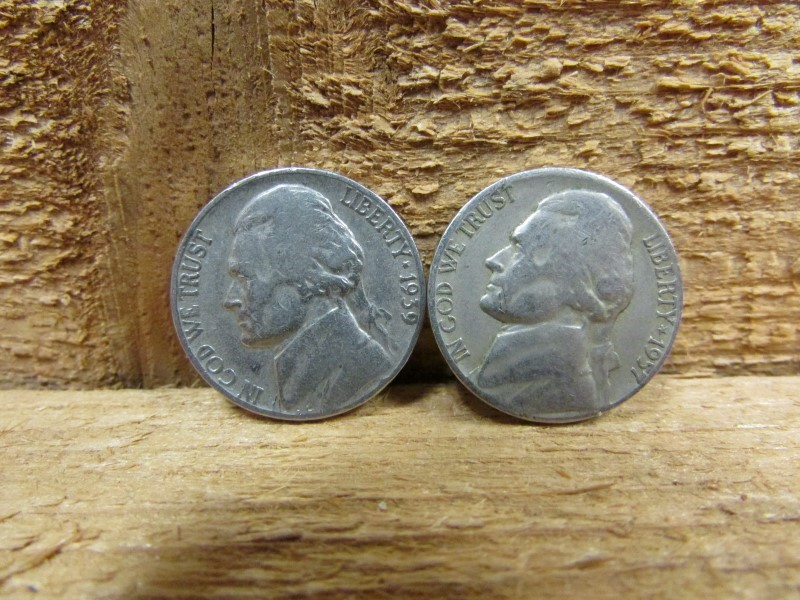 UNITED STATES Collection NICKEL COLLECTION