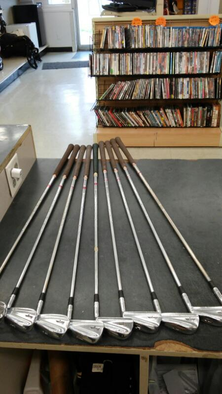 BEN HOGAN Golf Club Set RADIAL
