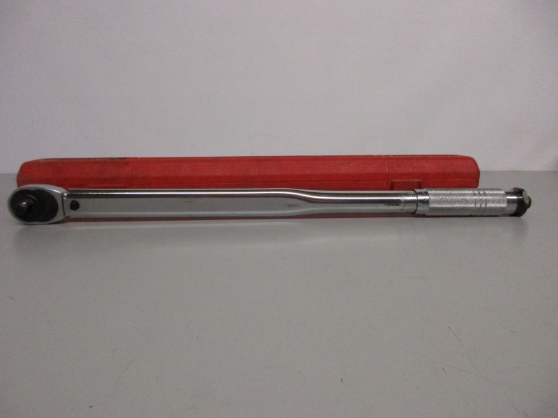 K TOOL INTERNATIONAL KTI-72101 TORQUE WRENCH