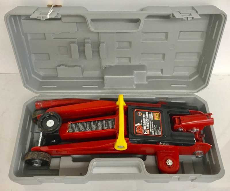 BIG RED TOOLS 2 TON SERVICE JACK (IN STORE PICKUP ONLY)