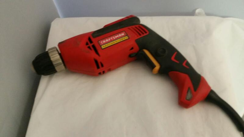 CRAFTSMAN Corded Drill 315.281260
