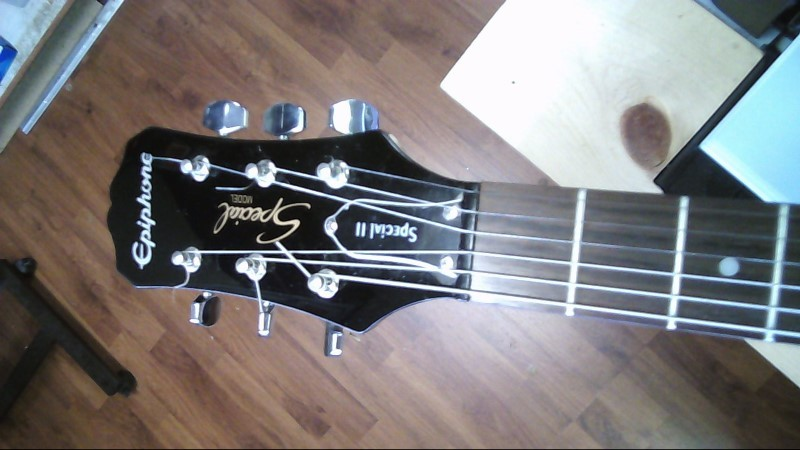 EPIPHONE Electric Guitar SPECIAL II Monster Energy Edition