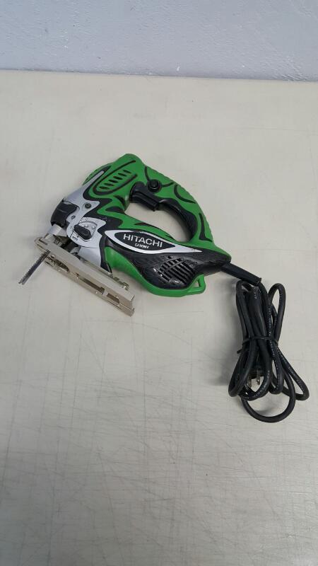 Hitachi CJ110MV Variable Speed Jigsaw 660 Watts 120 Volts