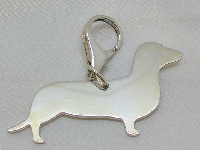 Tiffany & Co. Silver Charm 925 Silver 11.7g
