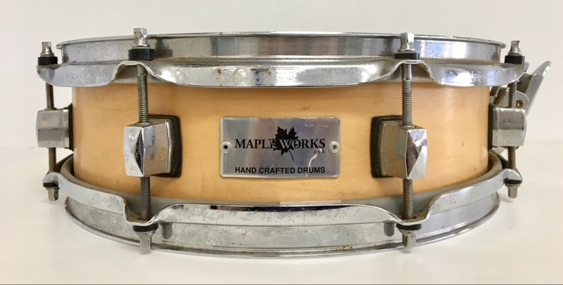 Maples Works 4.5X14 Snare Drum