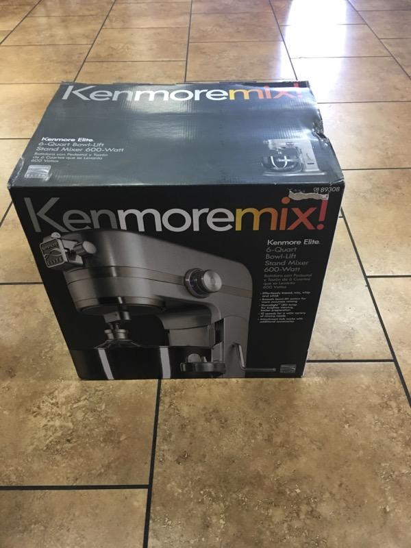 KENMORE Blender 89308