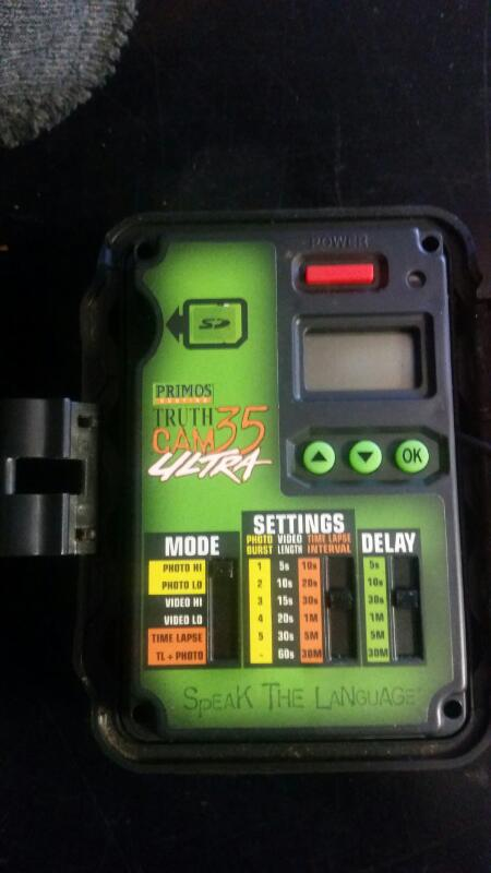 PRIMOS Hunting Gear TRUTH CAM 35 ULTRA