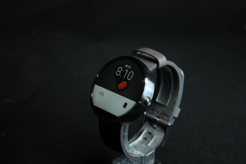 MOTOROLA Gent's Wristwatch MOTO 360