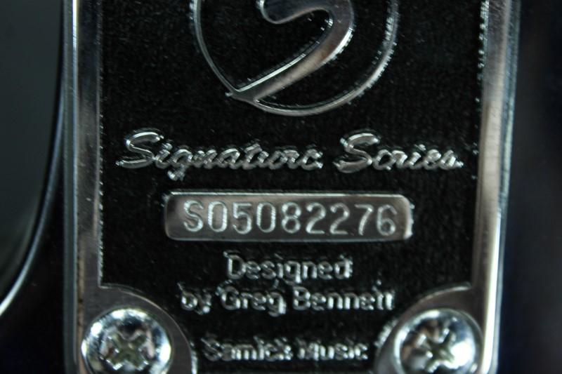 Greg Bennett Interceptor 6 String Electric Guitar