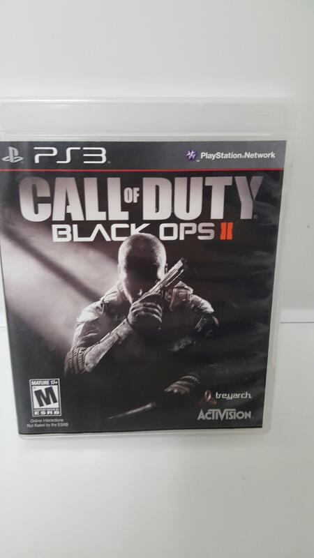 Sony PlayStation 3 Game CALL OF DUTY BLACK OPS II 2
