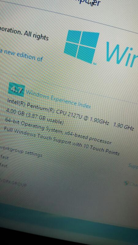 "Dell Inspiron 15-3521 (15.6"", 500gb, 4gb, Pentium @ 1.90ghz)"
