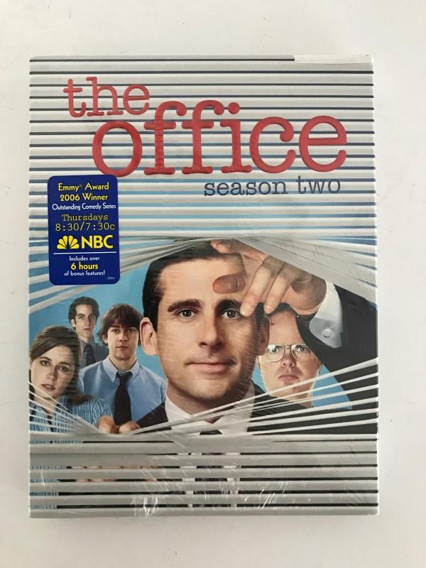 THE OFFICE, SEASON 2, DVD SERIES
