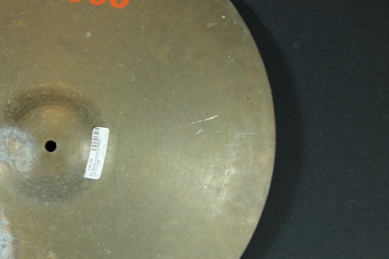 "Vintage Pearl CX300 18"" Crash/Ride Cymbal"