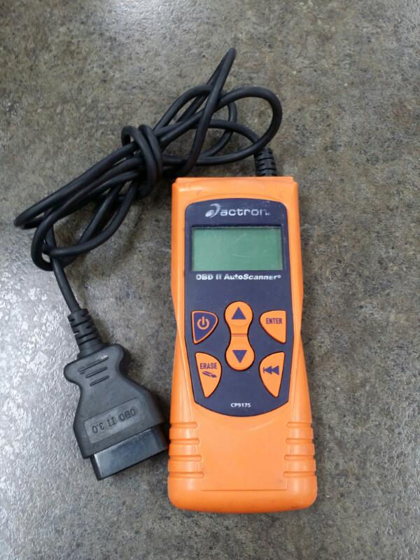 ACTRON Diagnostic Tool/Equipment CP9175 OBD II AUTO SCANNER