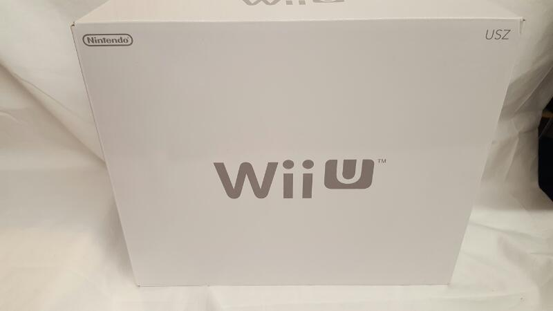 NINTENDO Wii WII U HANDHELD CONSOLE - WUP-101