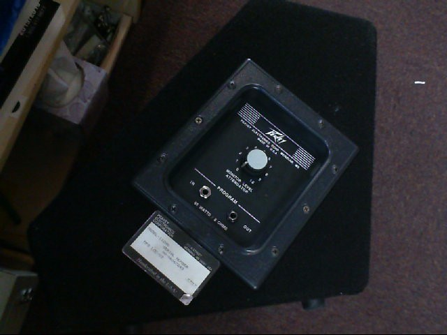 PEAVEY Monitor/Speakers 112HS MONITOR