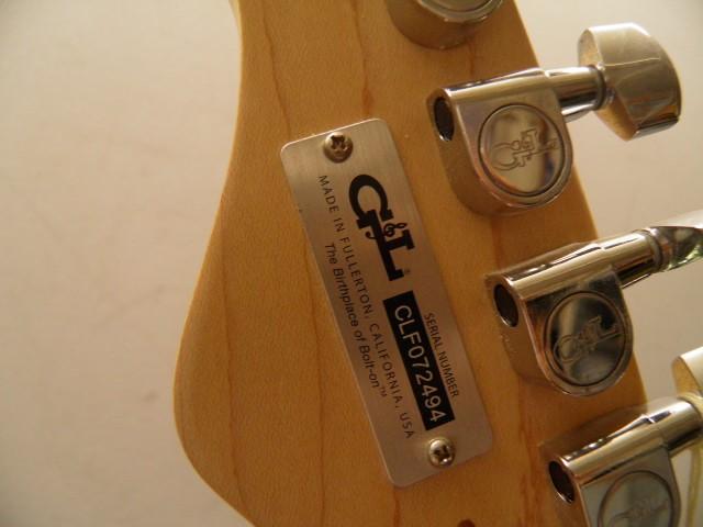 G&L MUSIC Electric Guitar FALLOUT