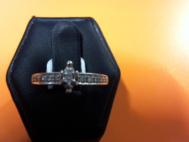 LDS DIAMOND RING 10KWG