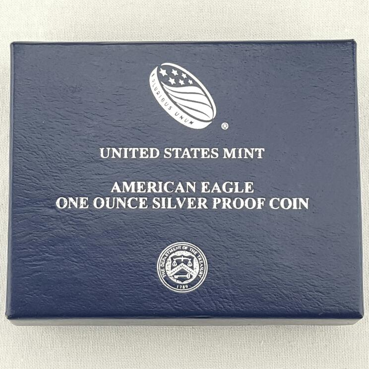 2014 UNITED STATES AMERICAN EAGLE PROOF