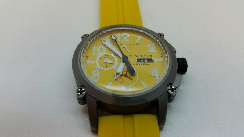 PORSCHE Gent's Wristwatch P6910