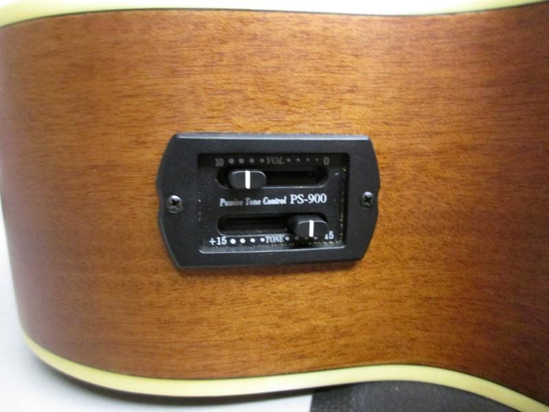 DEAN GUITARS EABC ACOUSTIC/ELECTRIC BASS GUITAR