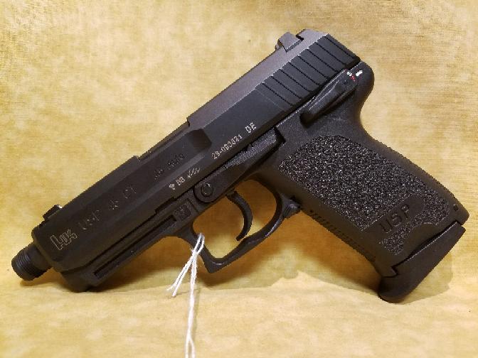 Heckler & Koch USP 45 CT Pistol - 2 Mags - Compact  - Threaded Barrel