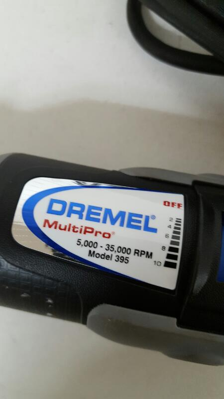 Dremel 395 Type 5 MultiPro Variable Speed Rotary Tool