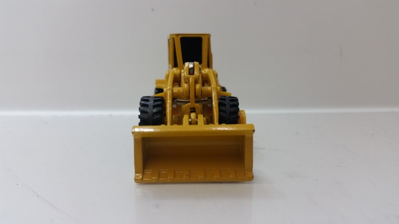 ERTL 1:64 Diecast John Deere (Orange) 544G Articulated Wheel Loader