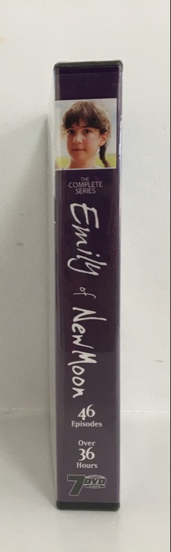 DVD BOX SET EMILY OF NEW MOON THE COMPLETE SERIES